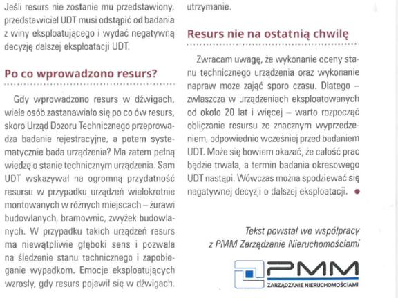 """Współpraca z miesięcznikiem """"Administrator i menedżer nieruchomości"""" (www.administrator24.info)"""