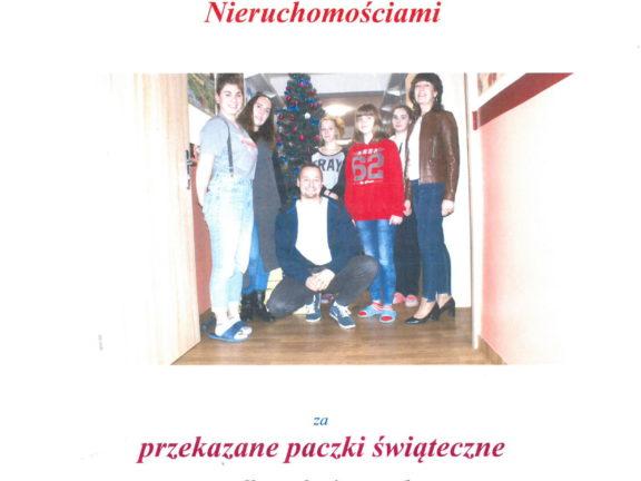 Wsparcie dla Placówki w Starachowicach